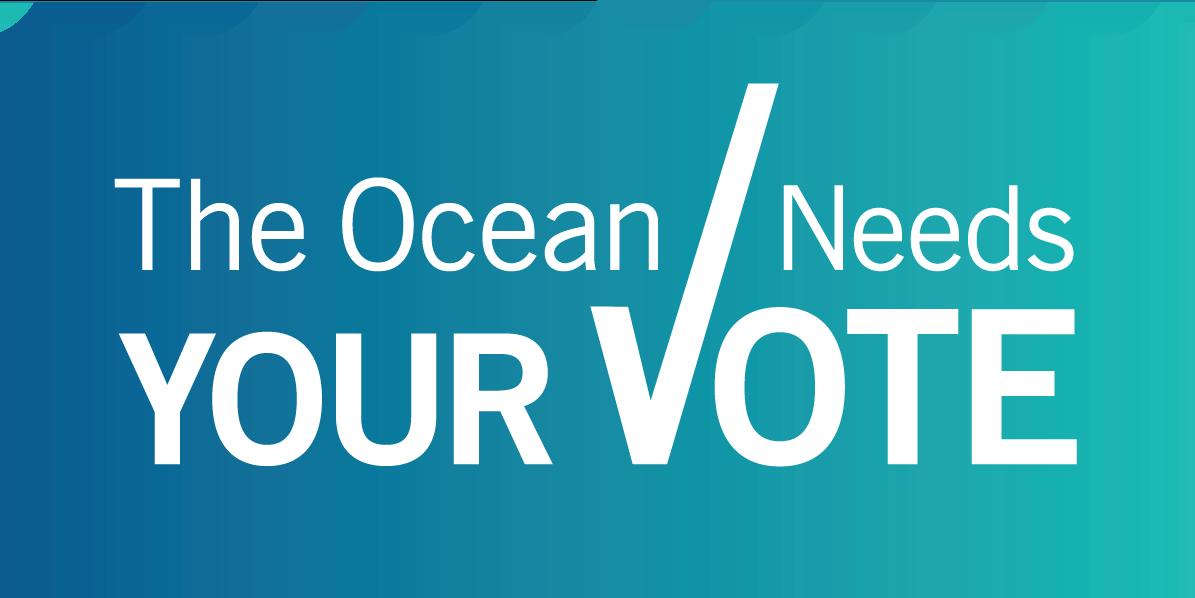 The Ocean Needs Your Vote